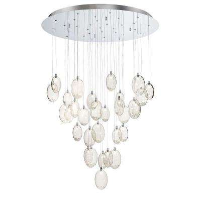 Chrome Chandeliers Lighting The Home Depot