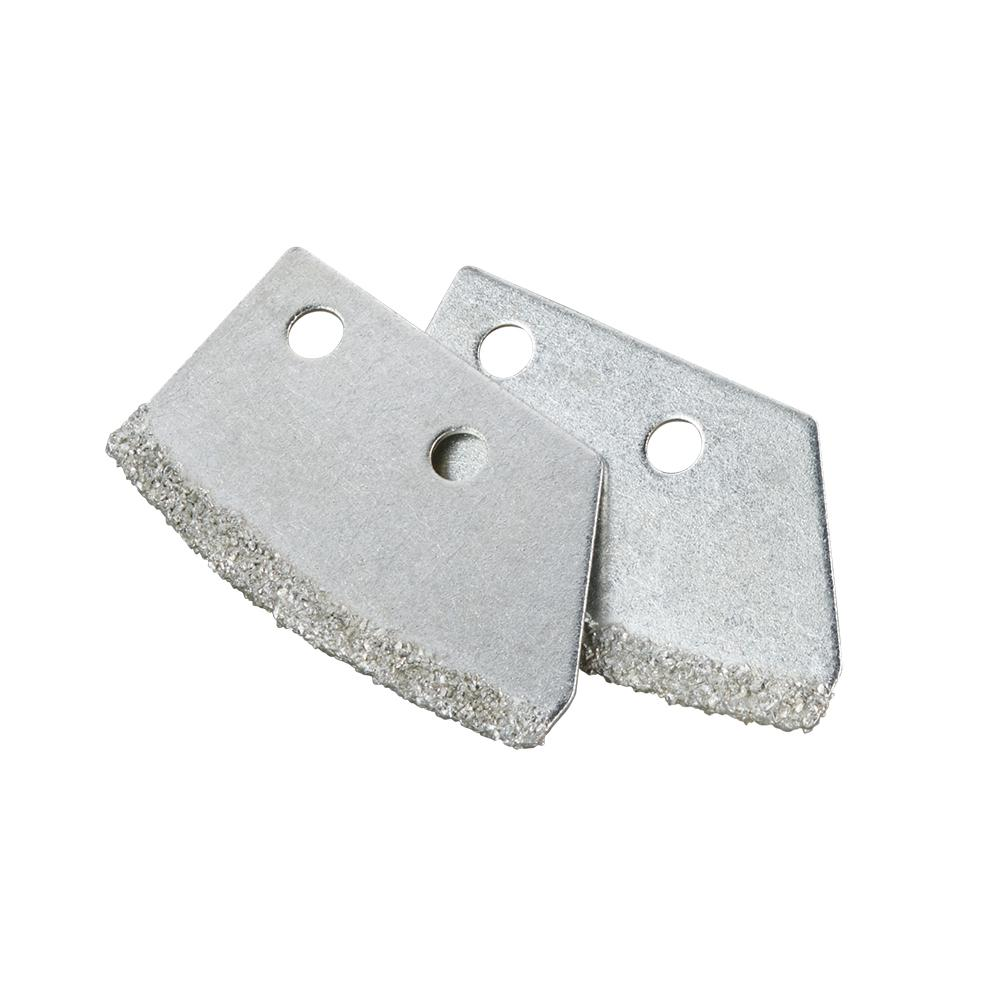 RIDGID Utility Grout Saw Blades (2-Pack)