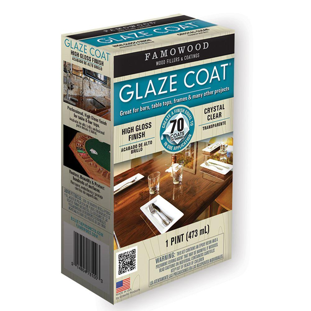This Review Is From:1 Pt. Glaze Coat Clear Interior Epoxy Kit (6 Pack)