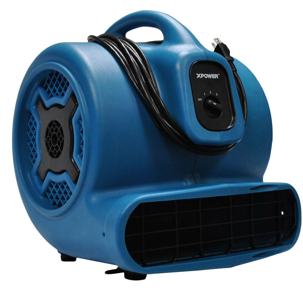 null X-830 1HP High Velocity Air Mover