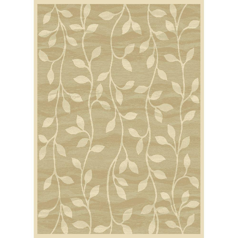 Home Dynamix Bazaar Fre HD3130 Gray/Beige 7 ft. 10 in. x 10 ft. 1 in. Area Rug-DISCONTINUED