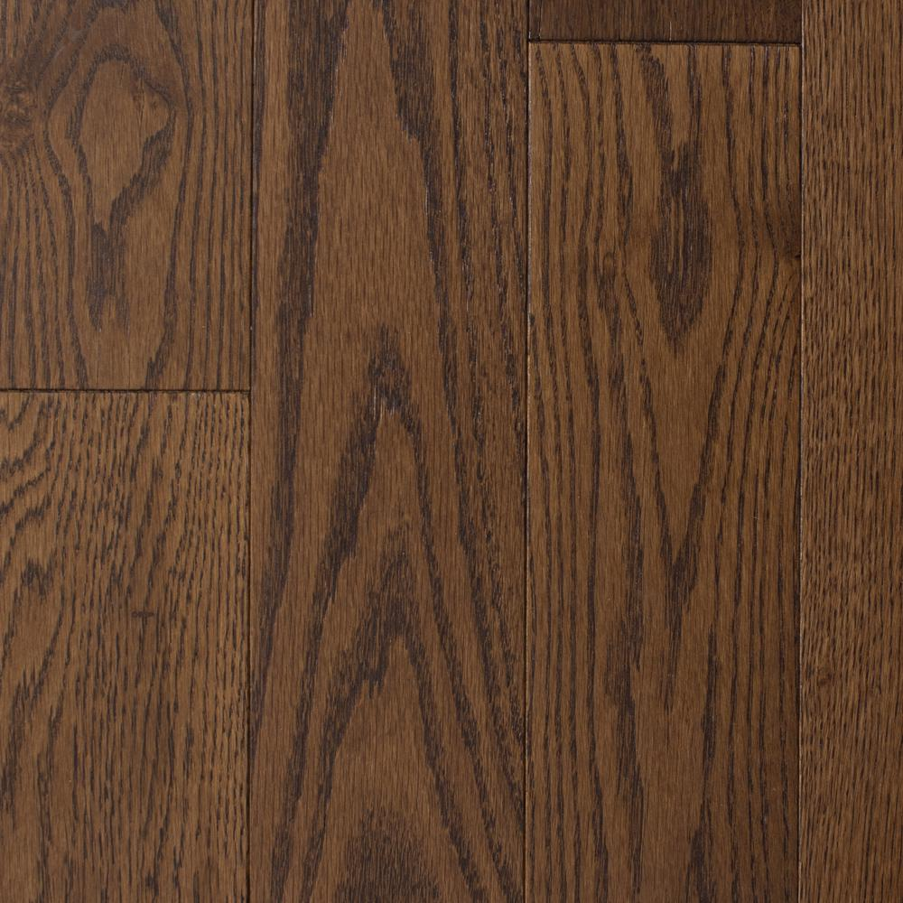 Wire Brushed Red Oak Bark