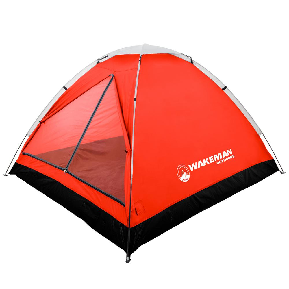 Wakeman 2-Person Dome Tent  sc 1 st  Home Depot & Wakeman 2-Person Dome Tent-M470020 - The Home Depot