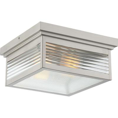 Quoizel Outdoor Flush Mount Lights Outdoor Ceiling Lights The Home Depot