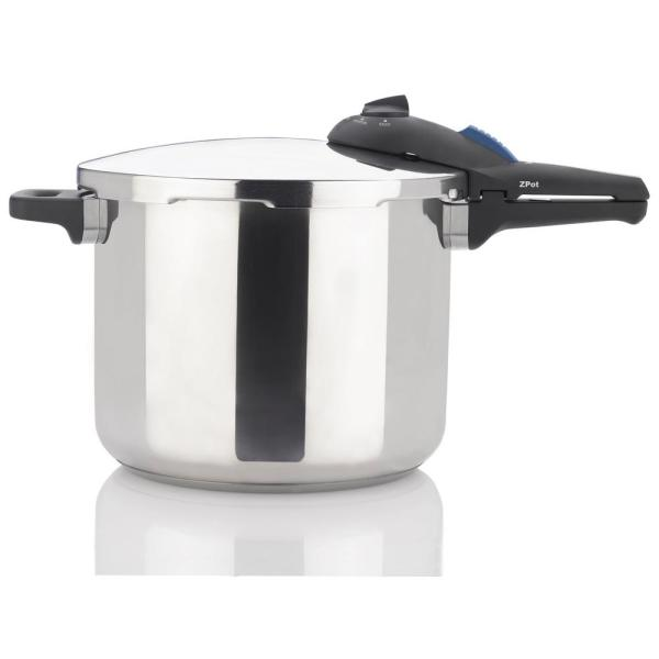 Z Pot 10 Qt. Stainless Steel Stovetop Pressure Cooker