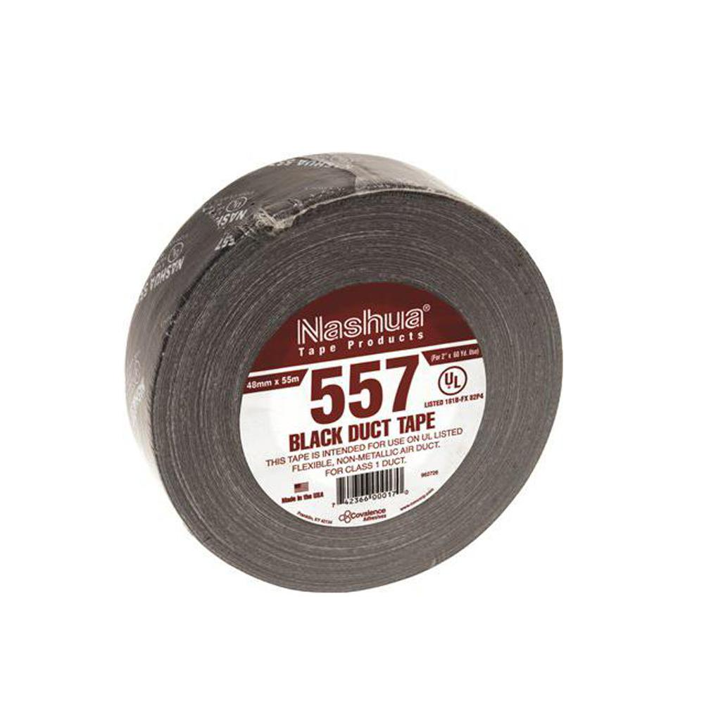 1.89 in. x 60 yds. UL181B FX Listed Duct Tape in