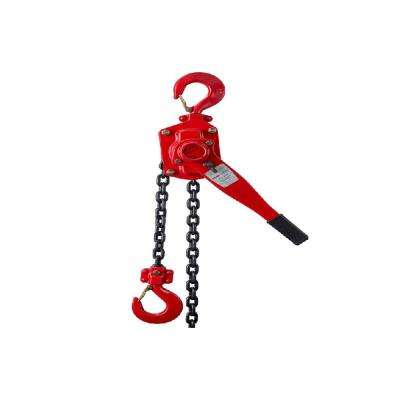 3-Ton 10 ft. Premium Lever Hoist with Overload Protection