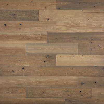 1/8 in. x 5 in. x 12-42 in. Peel and Stick Tan Wooden Decorative Wall Paneling (10 sq. ft./Box)