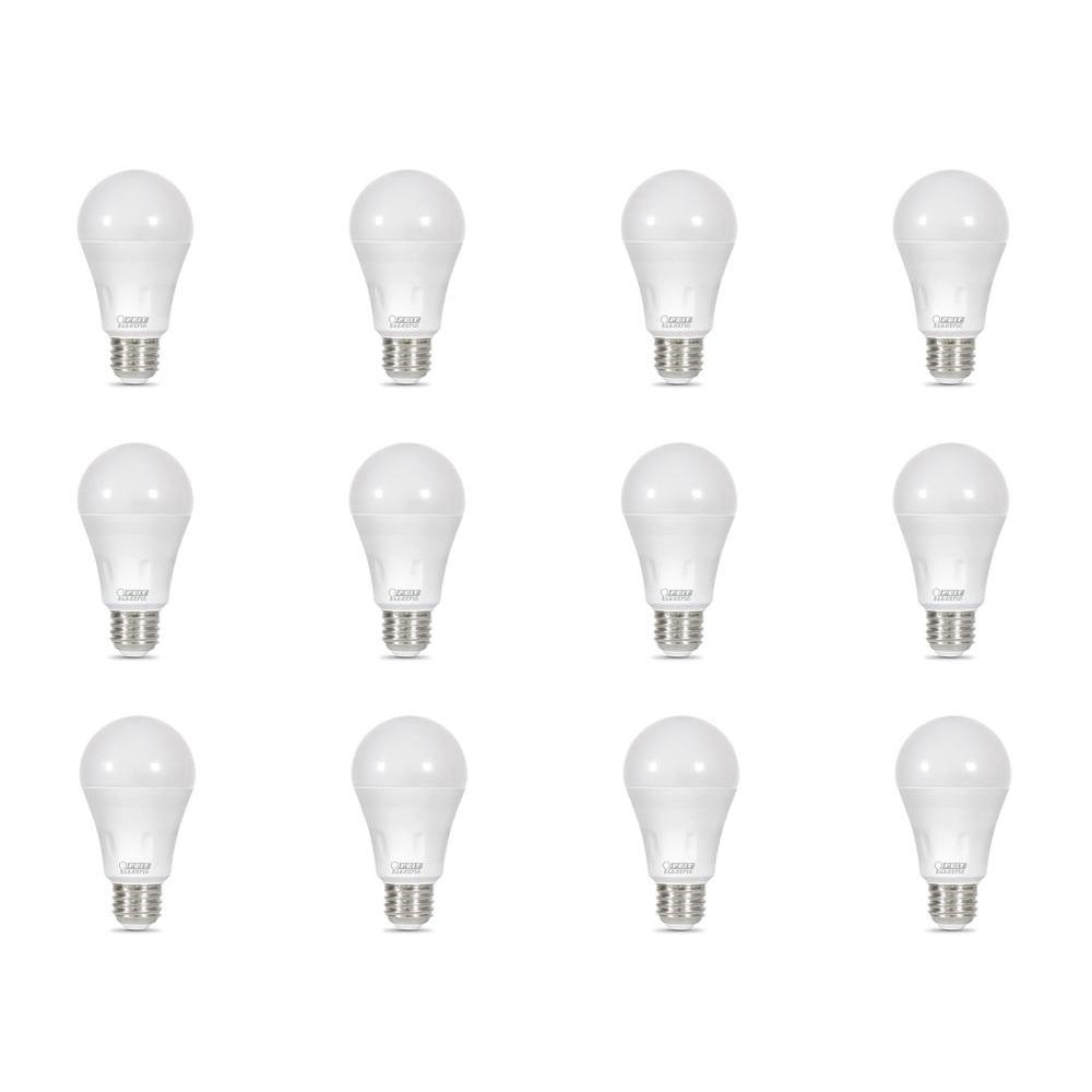 Feit Electric 40 Watt Equivalent A19 Non Dimmable Green