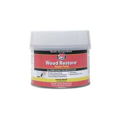 12 oz. Wood Restore Repair Filler Putty (Case of 4)