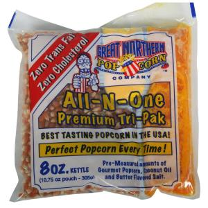 8 oz. All-in-One Premium Popcorn (24-Pack)