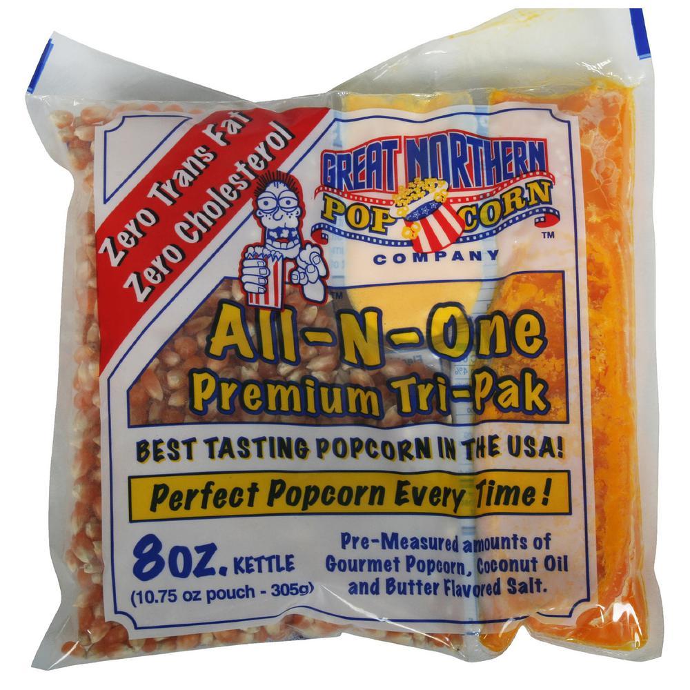 8 oz. All-in-One Premium Popcorn (24-Pack)