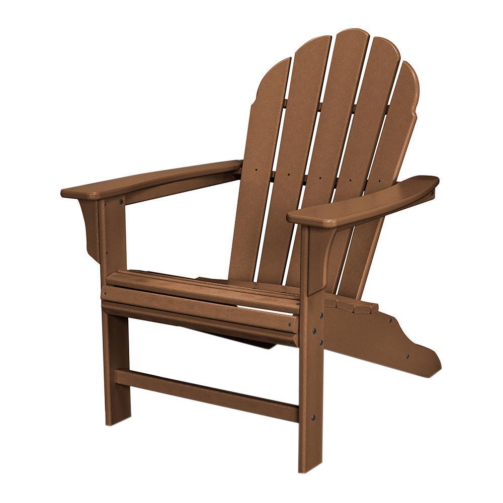 Trex Outdoor Furniture Hd Tree House Patio Adirondack Chair Txwa16th