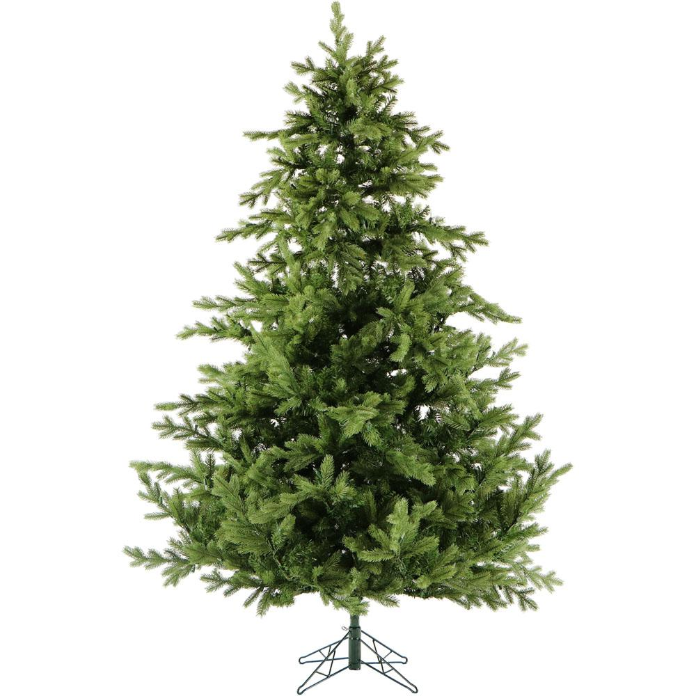 fraser hill farm 10 ft unlit southern peace pine artificial christmas tree - 10 Artificial Christmas Tree