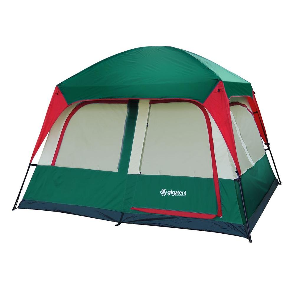 311d816f20e GigaTent Prospect Rock 5-Person Cabin Tent-FT049 - The Home Depot