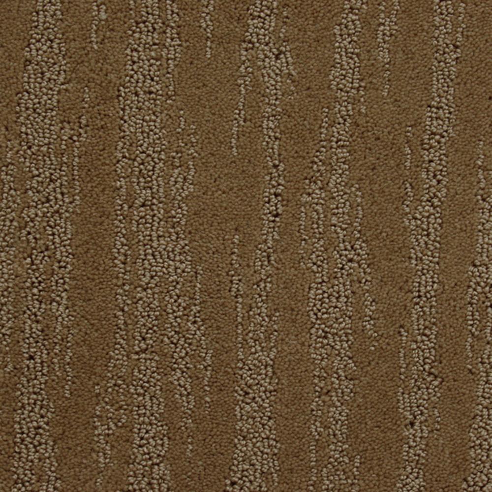 Carpet Sample - Mountain Top - Color Saddle Loop 8 in. x 8 in.