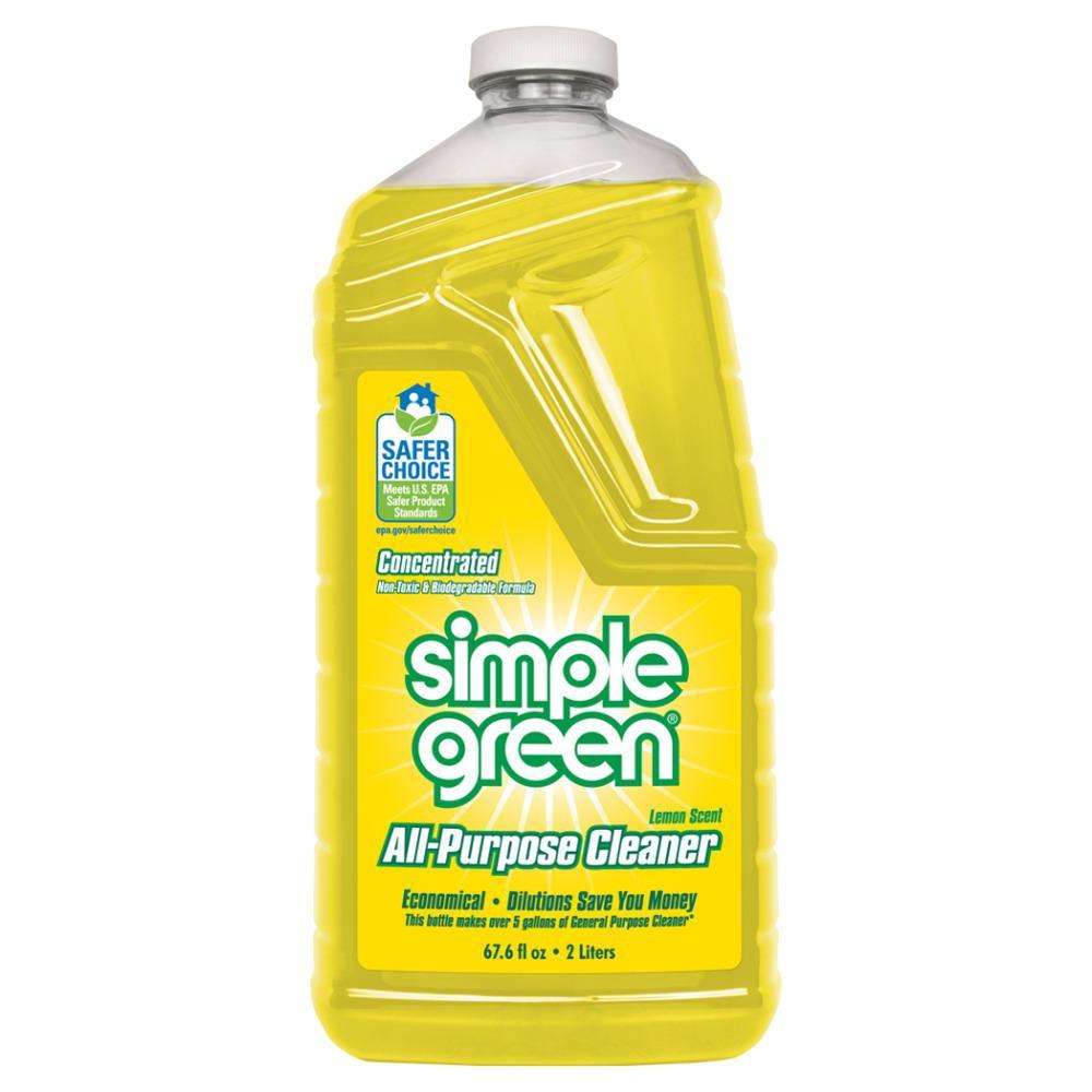 67.6 oz. Lemon Scent All-Purpose Cleaner (Case of 6)