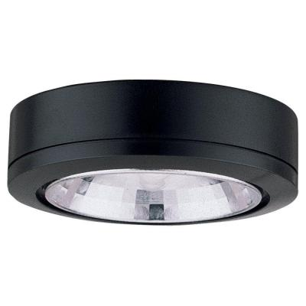 Ambiance Black 24 Degree Beam Xenon Accent Disk Light