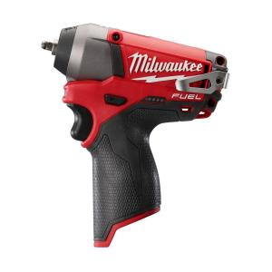 Click here to buy Milwaukee M12 FUEL 12-Volt Lithium-Ion Brushless Cordless 1/4 inch Impact Wrench (Tool-Only) by Milwaukee.
