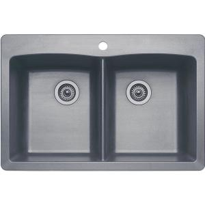 Blanco Vienna  Double Kitchen Sink