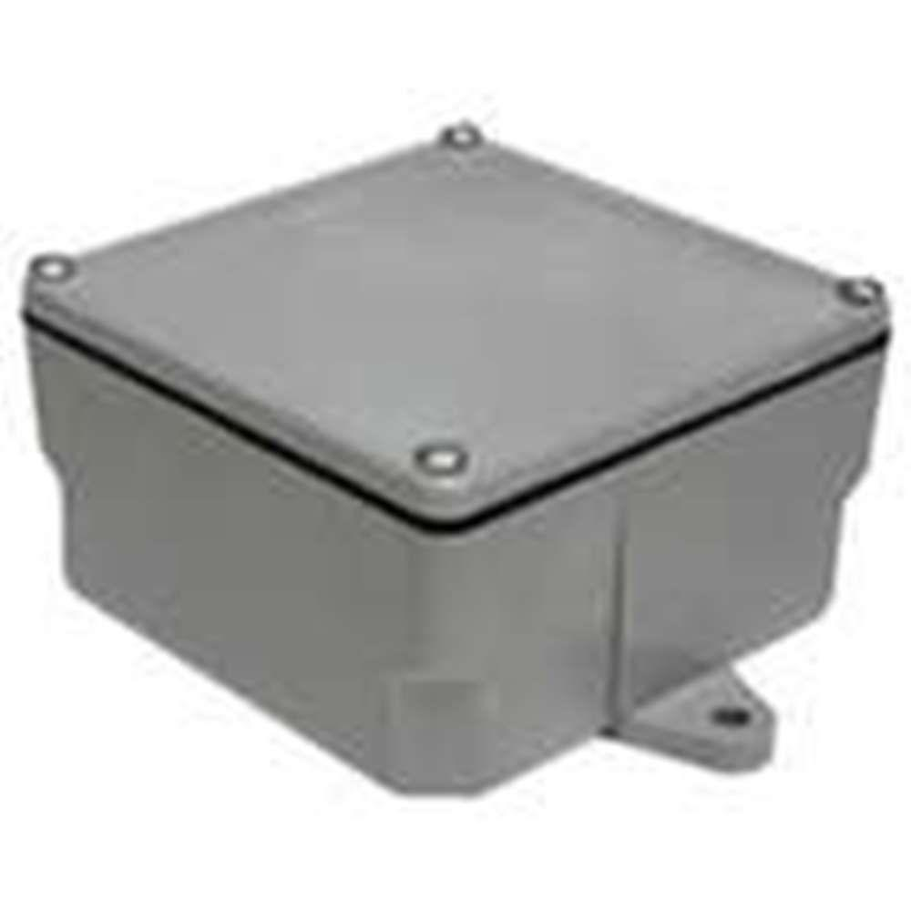 Cantex 12 In X 12 In X 6 In Junction Box R5133713 The