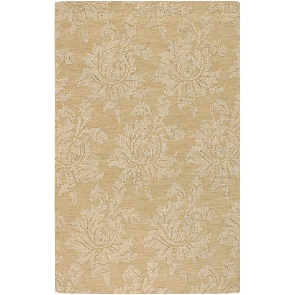 Artistic Weavers Beth Gold 5 ft. x 8 ft. Area Rug
