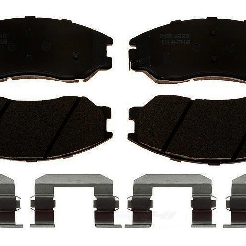 Front Ceramic Brake Pad Set For Kia Sedona 2004-2005