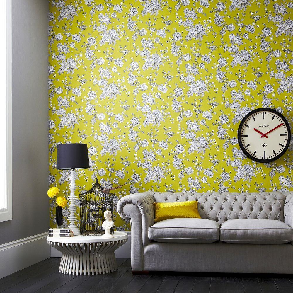 Graham & Brown 56 sq. ft. Kensington Green Wallpaper