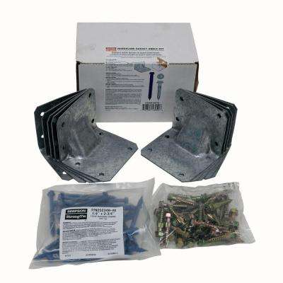 Hurricane Tie with Screws (10-Pack)