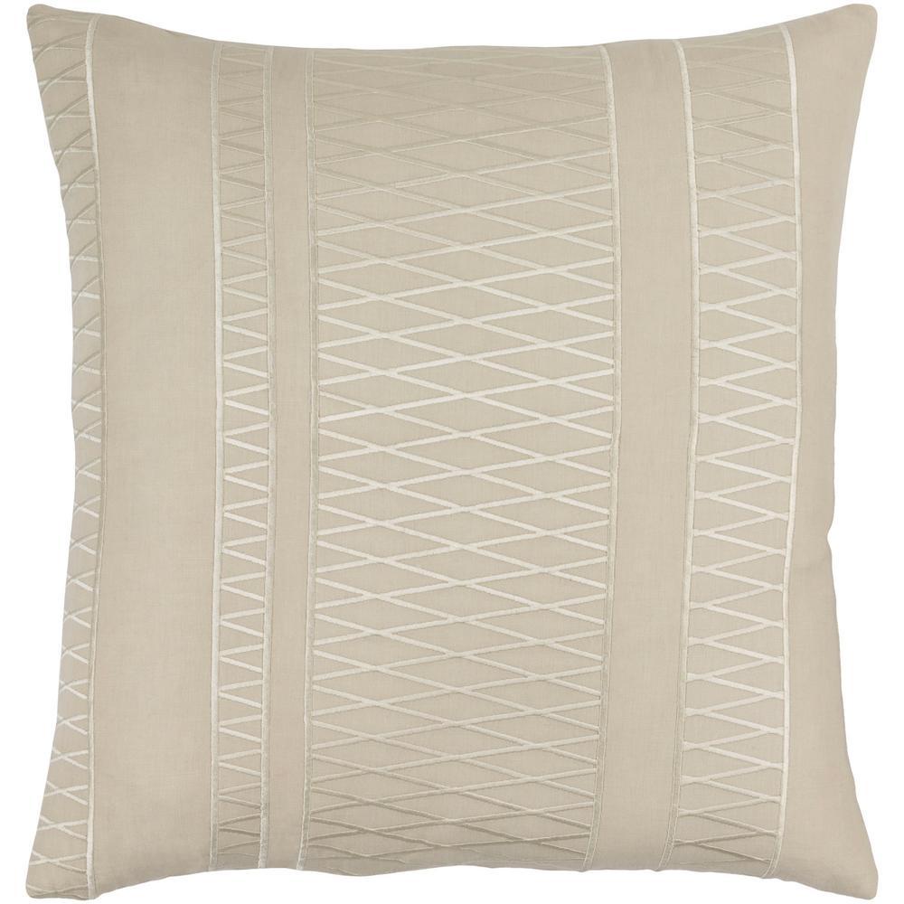 Lockmead Poly Euro Pillow