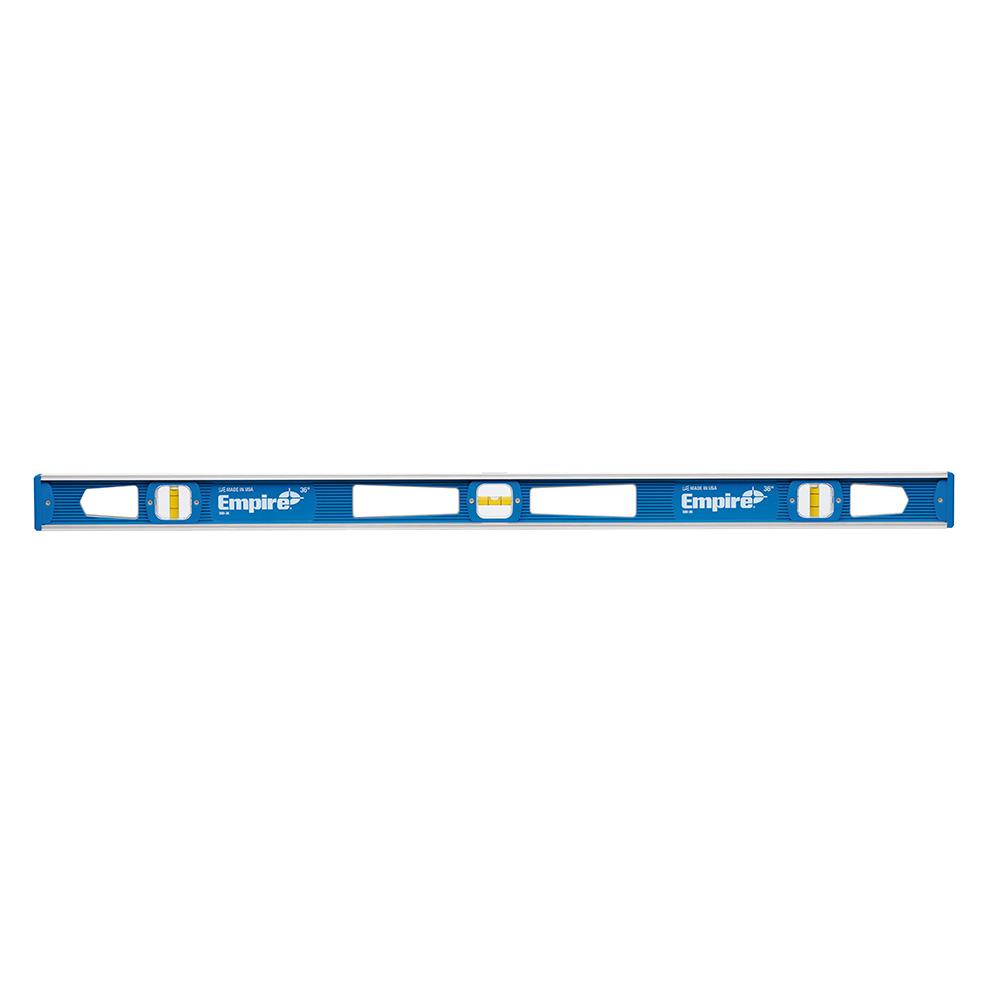 48 in. Aluminum I-Beam Level