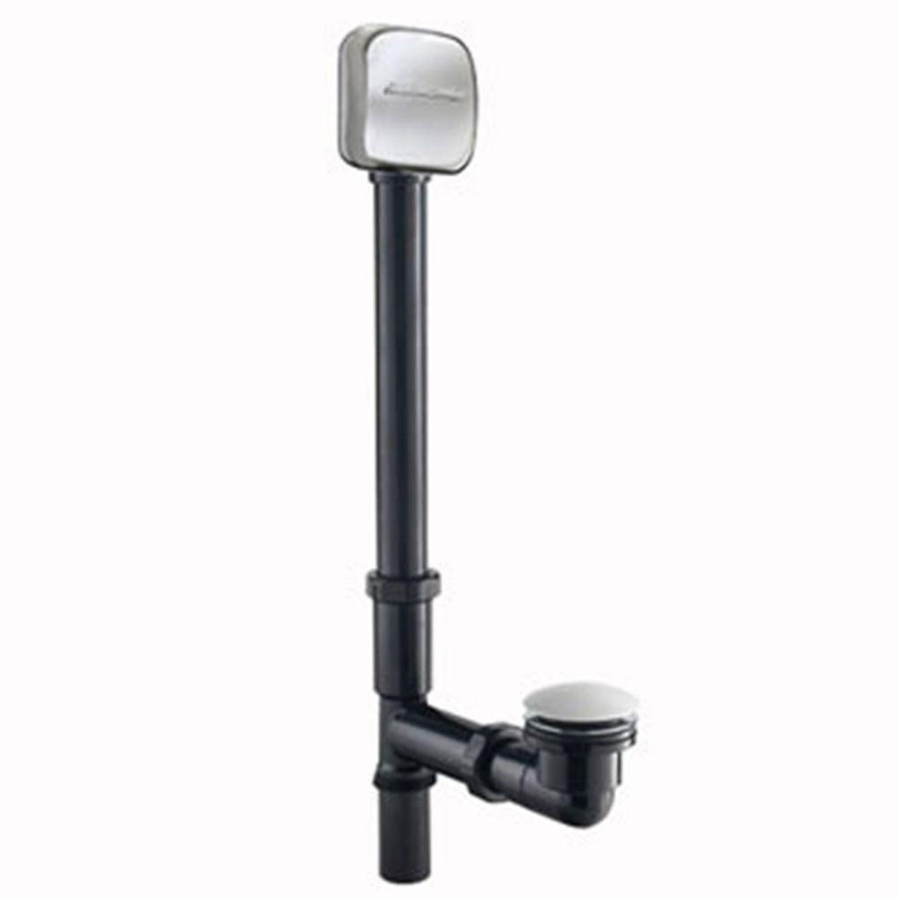 Kohler Clearflo Brass Toe Tap Bath Drain In Vibrant