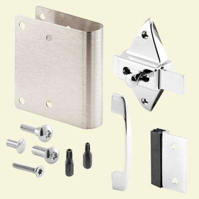 1 in. Outswing Round Edge Doors for Repair Kit
