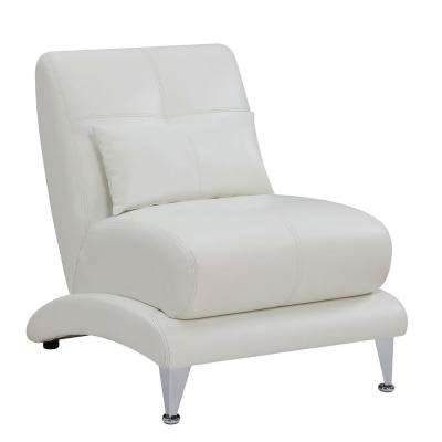 modern - leather - white - living room furniture - furniture - the