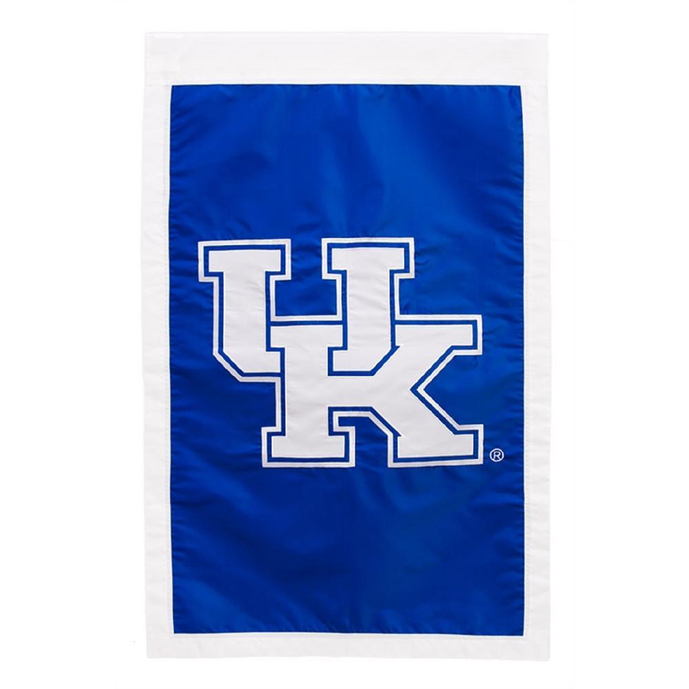 2.4 ft. x 3.6 ft. University of Kentucky Applique House Flag