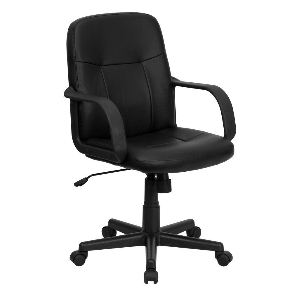 Flash Furniture Black Office/Desk Chair CGA-H-0043-BL-HD