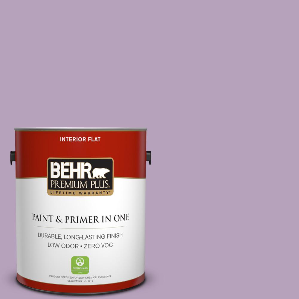 BEHR Premium Plus 1-gal. #M100-3 Svelte Flat Interior Paint