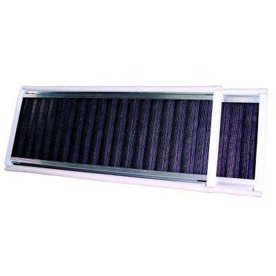 Activated Carbon Passive Window Air Purifier