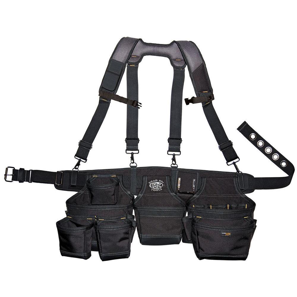 upc 644323692001 - tool belts: dead on tools tool belt