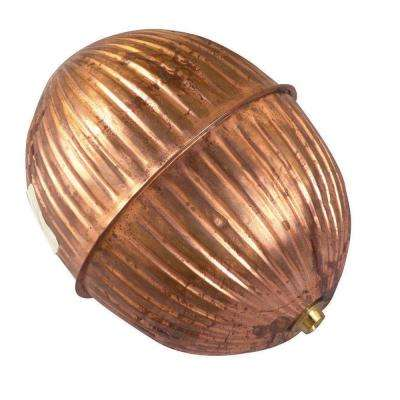 Copper Toilet Float