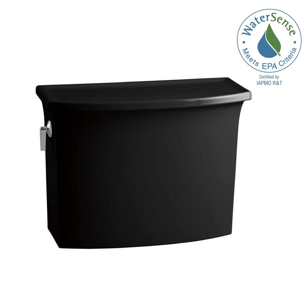 Archer 1.28 GPF Single Flush Toilet Tank Only with AquaPiston Flushing