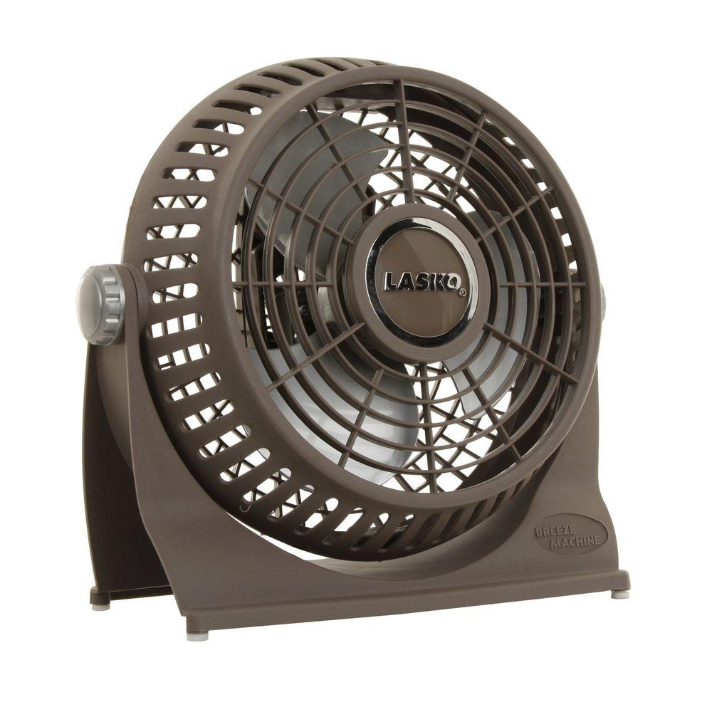 Home Depot Fans: Lasko Cyclone 18 In. Adjustable Pedestal Fan-1823