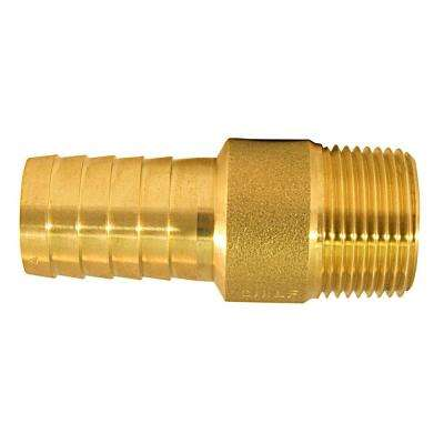 3/4 in. Brass Insert x MPT Adaptor