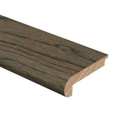 Coastal Gray Oak 3/8 in. Thick x 2-3/4 in. Wide x 94 in. Length Hardwood Stair Nose Molding (Engineered)