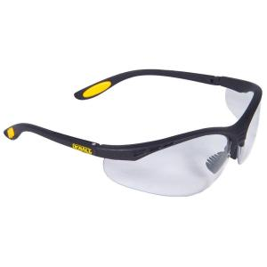 Dewalt Safety Glasses Reinforcer with Clear Lens by DEWALT