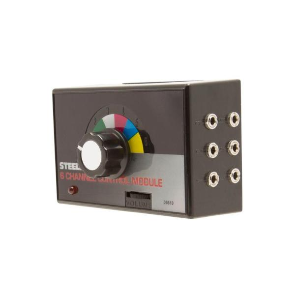 STEELMAN 06610 Replacement Control Unit for ChassisEAR Electronic Squeak and Rattle Finder