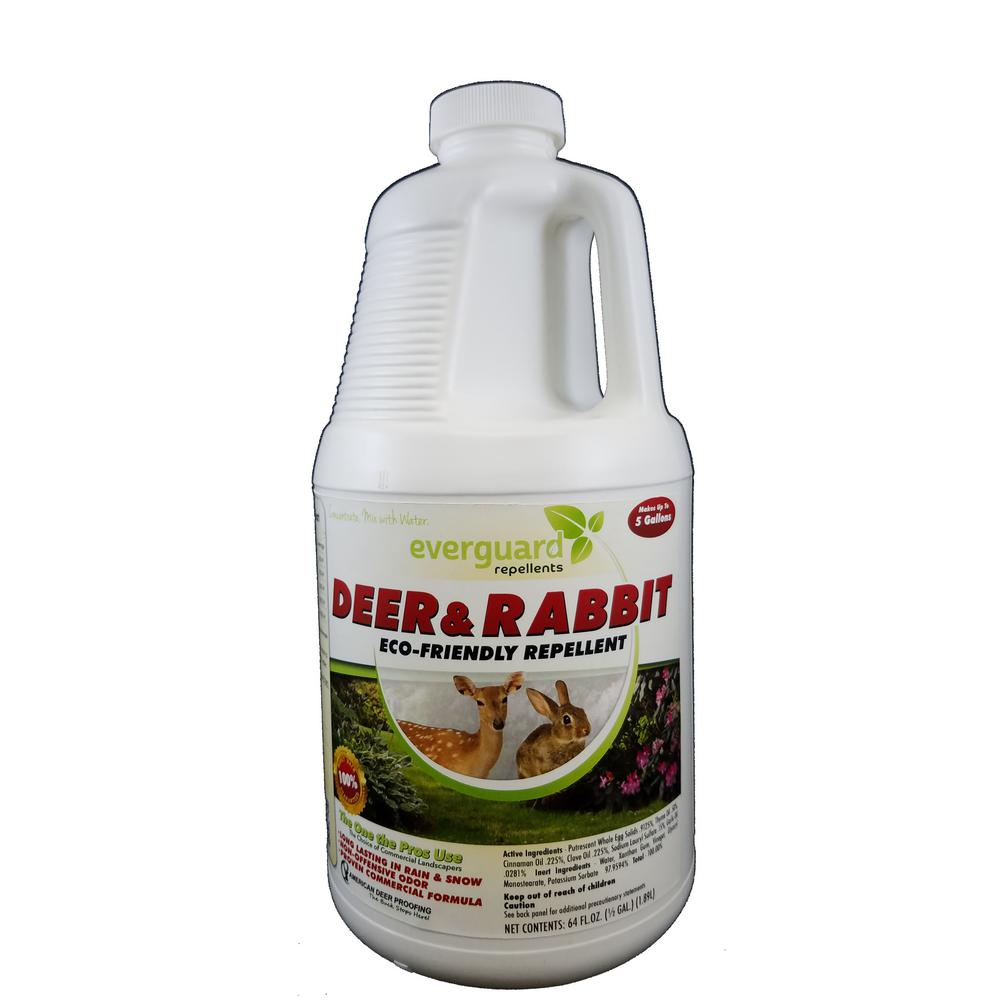 64 oz. Deer and Rabbit Repellent Concentrate