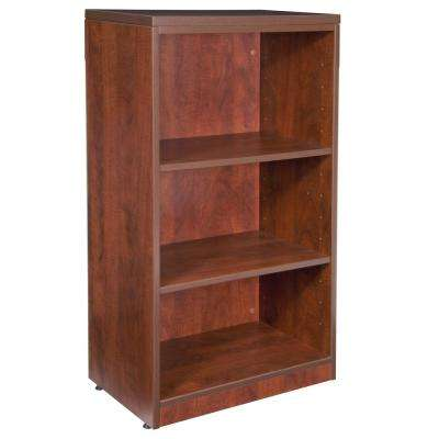 Legacy Cherry Stand Up Bookcase