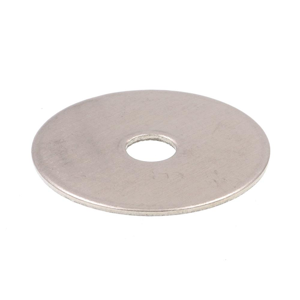 """1//4x2 Fender Washers 18-8 Stainless Steel  1//4 x 2/"""" 5"""
