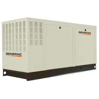 70,000-Watt Liquid-Cooled Standby Generator